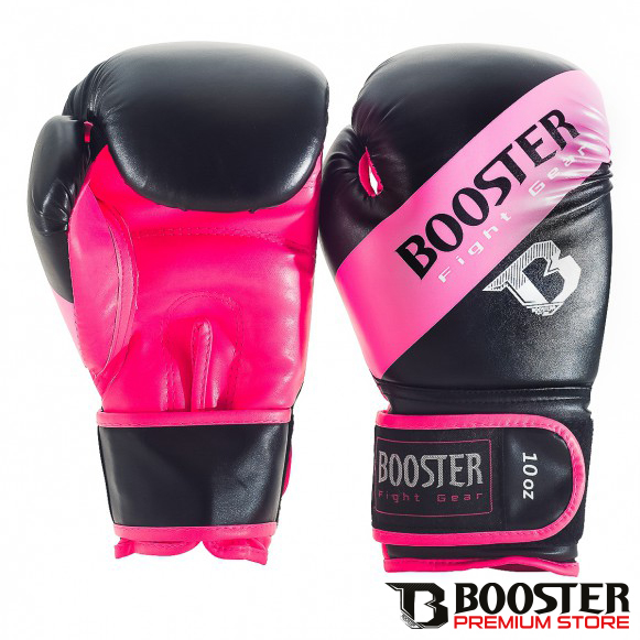 Booster Fightgear | Bokshandschoenen | BT Sparring | Gold  stripe