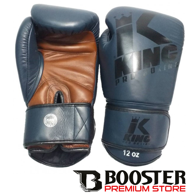 King Pro Boxing | Bokshandschoenen | KPB - BG 8 BLACK ON BLACK
