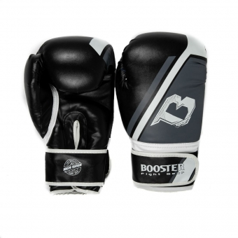 Booster Fightgear | Bokshandschoenen | BT Sparring | V2 |Black/Grey