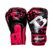 Booster Fightgear | Bokshandschoenen | BG YOUTH | Kids |  Camo ROZE