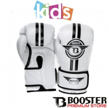 Booster Fight Gear - Bokshandschoenen | Kids | Elite | Wit